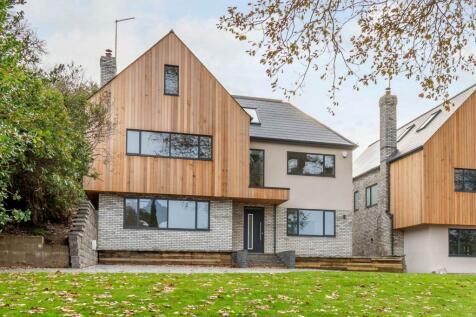 Woodside Road, Sevenoaks, Kent. 5 bedroom detached house for sale