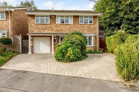 The Dene, Sevenoaks, Kent. 4 bedroom detached house for sale