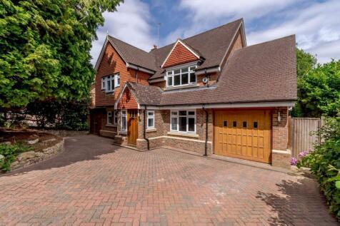 Oakhill Road, Sevenoaks, Kent. 5 bedroom detached house for sale
