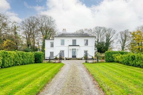 Nr Clive, North Shropshire. 6 bedroom detached house for sale