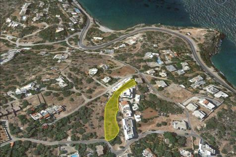 Crete, Lasithi, Áyios Nikólaos. Plot for sale