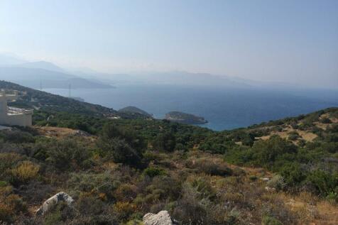 Crete, Lasithi, Áyios Nikólaos. Land for sale