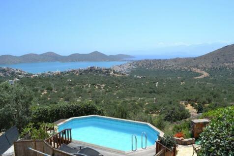 Crete, Lasithi, Elounda. 3 bedroom house for sale
