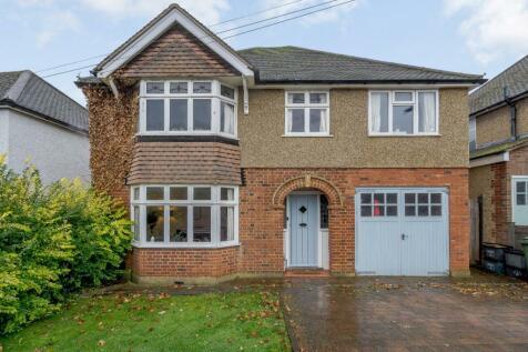 Topstreet Way, Harpenden. 4 bedroom detached house for sale