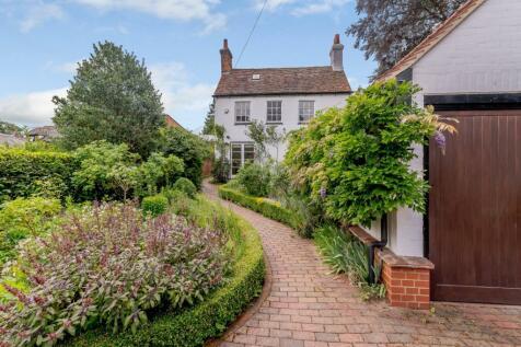 Leyton Green, Harpenden. 4 bedroom detached house for sale