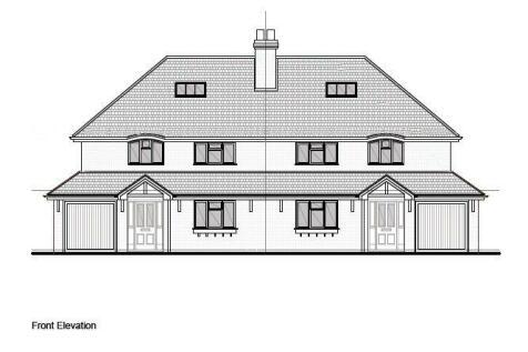 Longcroft Avenue, Harpenden, Hertfordshire. 5 bedroom semi-detached house for sale
