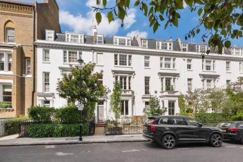 Sheffield Terrace, Kensington, London. 5 bedroom terraced house for sale