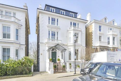 Phillimore Gardens, Kensington, London. 7 bedroom detached house for sale