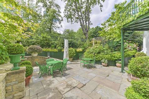 Phillimore Gardens, Kensington, London. 7 bedroom detached house for sale