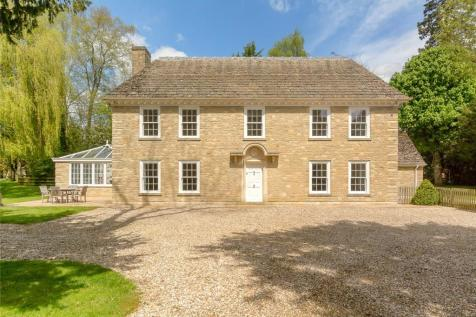 The Derry, Ashton Keynes, Wiltshire. 4 bedroom detached house for sale