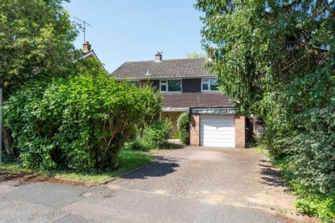 Lakeside, Oxford, Oxfordshire. 4 bedroom detached house