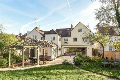 Victoria Road, Oxford. 6 bedroom detached house