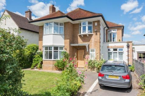Blandford Avenue, Oxford, Oxfordshire. 6 bedroom detached house
