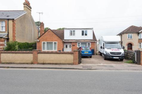 Godstow Road, Wolvercote, Oxford, Oxfordshire. 2 bedroom detached bungalow