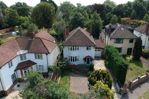 Blandford Avenue, Oxford, Oxfordshire. 4 bedroom detached house