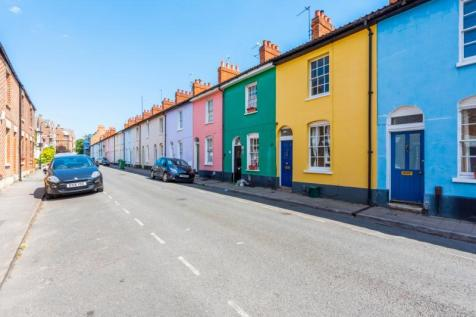 Observatory Street, Oxford, Oxfordshire. 2 bedroom terraced house