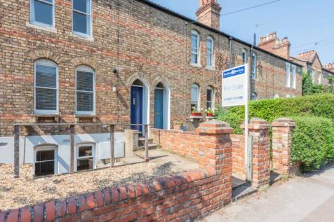 Kingston Road, Oxford, Oxfordshire. 3 bedroom terraced house