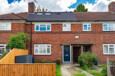 Jackson Road, Oxford, Oxfordshire. 3 bedroom terraced house