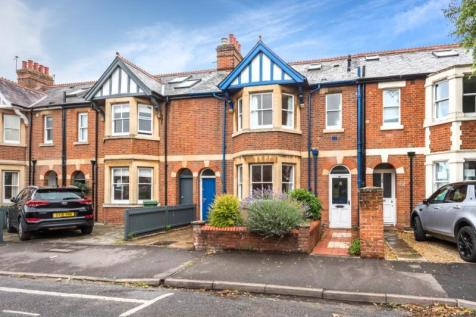Victoria Road, Oxford, Oxfordshire. 4 bedroom terraced house