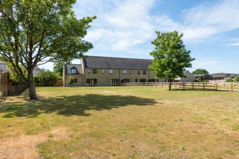 The Kestrel, Meadow Walk, Heathfield, Oxfordshire. 4 bedroom terraced house