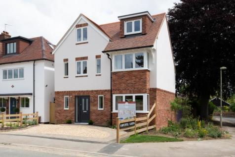 The Shannon, Kings Cross Road, Oxford. 3 bedroom detached house