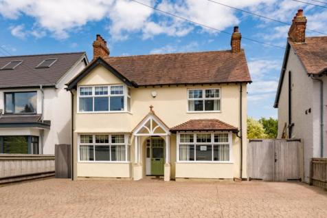 Banbury Road, Oxford. 4 bedroom detached house