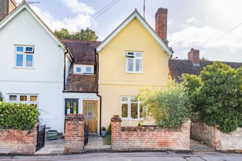 Wolvercote Green, Oxford, Oxfordshire. 2 bedroom semi-detached house