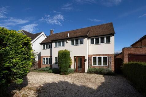 Sunderland Avenue, Oxford, OX2. 4 bedroom detached house
