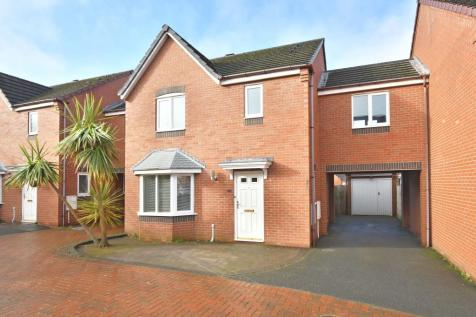 Caldera Road, Hadley, TF1. 4 bedroom semi-detached house