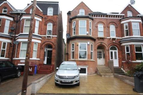 Brighton Grove, Manchester, Greater Manchester, M14. 5 bedroom semi-detached house