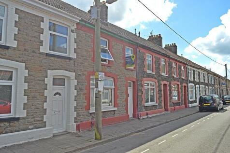 Meadow Street, Treforest, Pontypridd. 4 bedroom terraced house