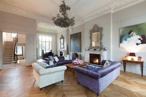 Leinster Gardens, Bayswater. 7 bedroom terraced house for sale