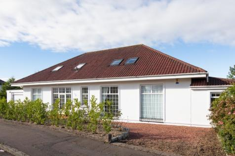 Whinfield, Hillcrest Drive, Newton Mearns, G77 5HH. 5 bedroom detached bungalow