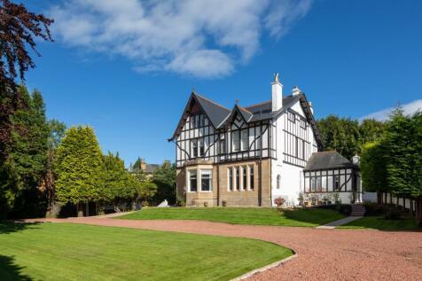 Southpark, Eastwoodmains Road, Giffnock, G46 6QB. 6 bedroom detached villa