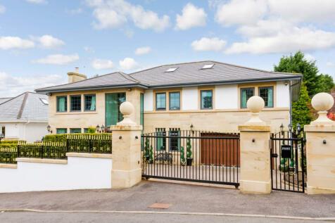 Millford, Burnside Road, Whitecraigs, G46 6TT. 6 bedroom detached villa for sale