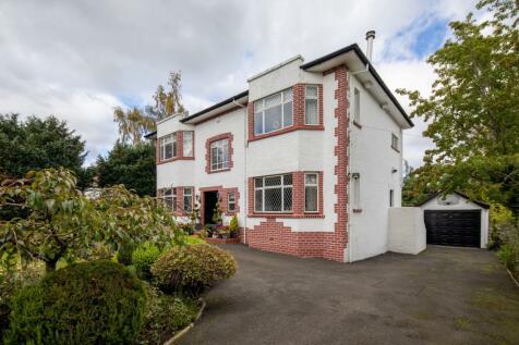 Neidpath Road East, Whitecraigs, G46 6TX. 4 bedroom detached villa for sale