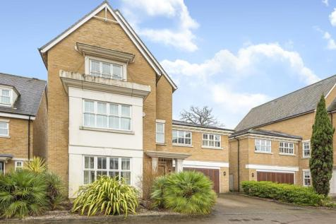 Deveraux Close, Beckenham. 4 bedroom detached house for sale