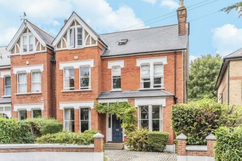 Perth Road, Beckenham. 7 bedroom semi-detached house
