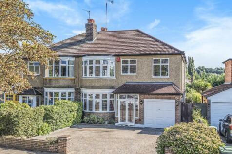 Ravensbourne Avenue, Bromley. 4 bedroom semi-detached house