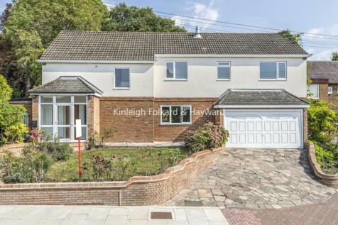 Elmlee Close, Chislehurst. 4 bedroom detached house for sale