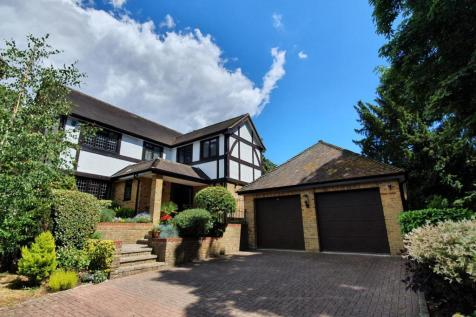 Lubbock Road, Chislehurst. 5 bedroom detached house for sale