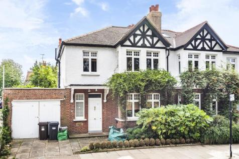 South Side, Stamford Brook. 4 bedroom semi-detached house