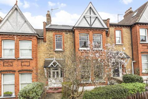 Uplands Road, Crouch End. 5 bedroom terraced house for sale