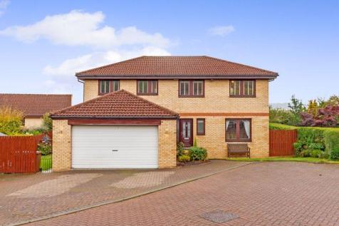 17 Braehead Park, Linlithgow. 5 bedroom detached house for sale