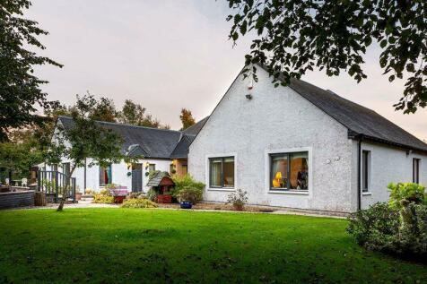 Dhorbru, Riverside Lea, Blackburn, EH47. 5 bedroom detached house for sale