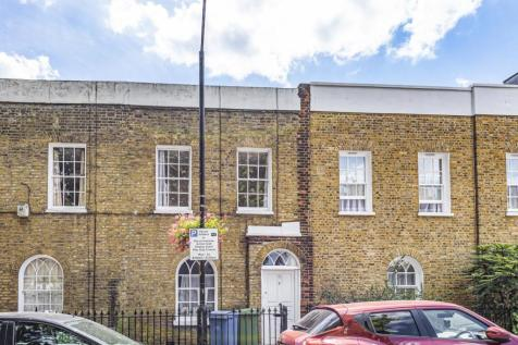 Liverpool Grove, Walworth. 4 bedroom terraced house for sale