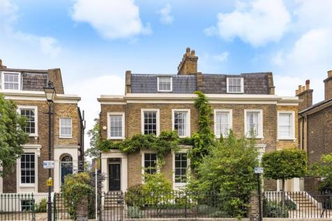 Stockwell Park Crescent, Stockwell. 4 bedroom semi-detached house for sale