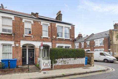 Ambergate Street, Walworth. 4 bedroom end of terrace house for sale