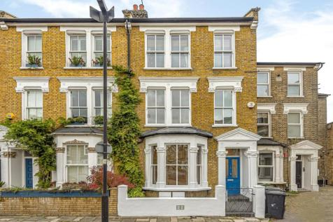 Tradescant Road, Oval. 5 bedroom terraced house for sale
