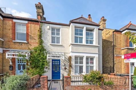 Thornwood Road, Hither Green. 4 bedroom terraced house
